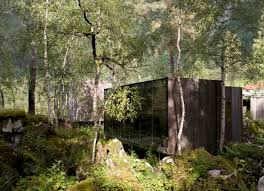 Juvet Hotel Ex Machina Less Is More At Norway U0027s Minimalist Juvet Landscape Hotel Less Is