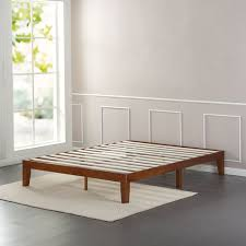 Platform Bed Canada Zinus Contemporary Platform Bed King Cherry Beds Bed