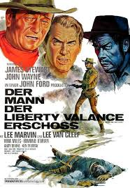 The Man Who Shot Liberty Valance Online The Man Who Shot Liberty Valance 1962 Movie Posters