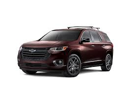 updates to the 2018 chevrolet traverse you u0027ll want to have
