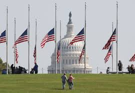 Flying The Flag At Half Staff President Trump Orders Flags To Fly At Half Staff To Honor Las