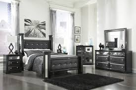 Contemporary Black King Bedroom Sets Ashley Bedroom