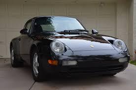 Porsche 911 Hardtop Convertible - file 1995 porsche 911 993 black jpg wikimedia commons