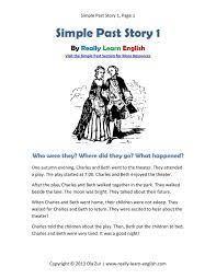 free printable short story worksheets practice