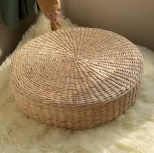 Floor Cushion Ikea Tips Ottoman Poufs Floor Pouf Chair Pouf