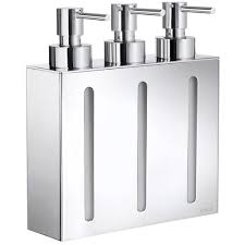 bathfashion com offers smedbo sme 92495 bath soap dispenser