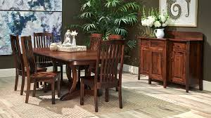 Round Dining Room Sets Friendly Atmosphere Solid Wood Furniture Gallery Furniture