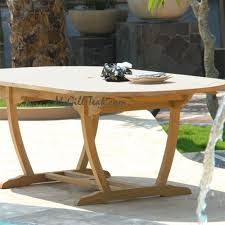 oval patio table outdoor patio dining set agean table zaire chair