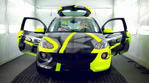 opel adam yellow opel adam by valentino rossi listed on ebay earnings will be