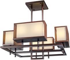 bronze kitchen light fixtures maxim 43446csoi hennesy modern oil rubbed bronze led 42