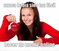 Crea Meme - generador de memes online para hacer con tus fotos fotoefectos