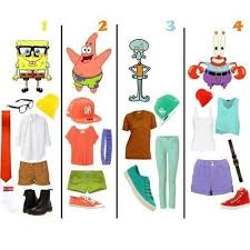Spongebob Squarepants Halloween Costume 25 Spongebob Kostüm Ideas Spongebob Und