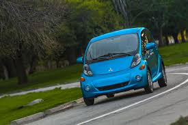 mitsubishi electric car i miev mitsubishi u0027s funky electric golf cart is dead roadshow