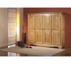 chambre chene massif grande armoire chene massif 3751