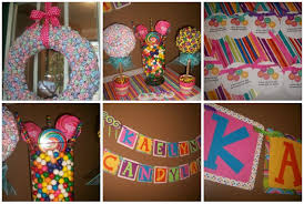 candyland theme candyland theme birthday party frugal idea enzasbargains