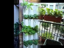 easy small balcony garden ideas youtube