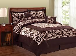 zebra print bed comforters is in style again blissful comforts brown light pink zebra print comforter bed set