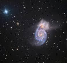 whirlpool galaxy m51 u2013 whirlpool galaxy