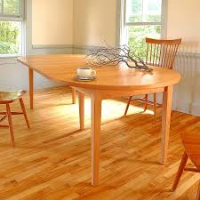 Custom Dining Room Tables - vermont shaker dining table vermont woods studios