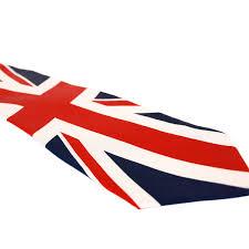 Beitish Flag Ties 100 Silk Premium Union Jack Uk British Flag Necktie Neck Tie