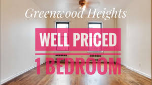 well priced condo 1 bedroom apartment in greenwood heights