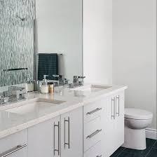 Bathroom Vanities Halifax Fresh Clean U0026 Modern Master Ensuite Case Design Remodeling
