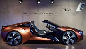 concept bmw bmw u0027s new concept car from ces could indicate the future of