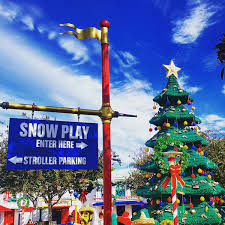 holiday snow days archives socal with kids
