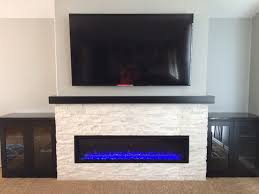 linear fireplace remodel for the home pinterest linear