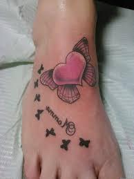 butterfly tattoos designs on foot best tattoo design
