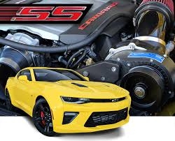 supercharged ss camaro 2017 16 camaro ss lt1 procharger