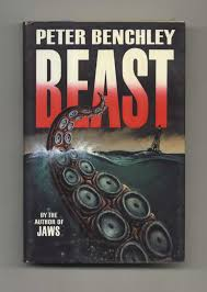Peter Benchely - beast 1st edition 1st printing peter benchley books tell you