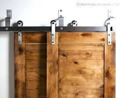 Exterior Sliding Door Hardware Bypass Sliding Barn Door Hardware Like This Item Bypass Barn Door