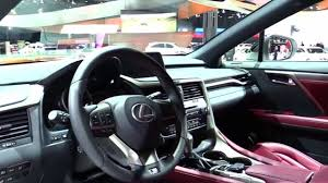 first lexus 2018 lexus rx 350 interior car release 2018