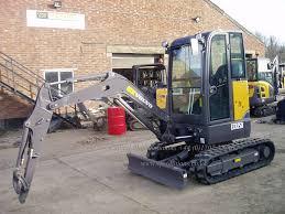 used volvo ecr 25d mini excavators u003c 7t mini diggers for sale