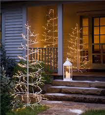 twinkle tree lights 8 settings plow hearth