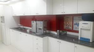 our business centres are incomplete without a pantry