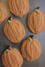 Halloween Pumpkin Sugar Cookies - decorated sugar cookie billy u0027s bakery