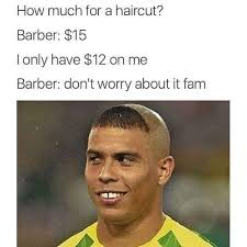 Meme Pic - 21 haircuts that prove the barber what you want meme is timeless