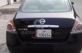 nissan altima 2016 price in qatar nissan ultima car sedan al hilal doha qatarclassify