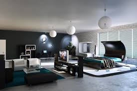 Modern Black And White Bedroom Modern Master Bedroom Zamp Co