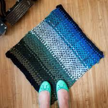 Crochet A Rag Rug Rag Rug Gallery Craftgawker