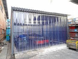 plastic door strips u0026 pvc strip curtains plastic strip curtains