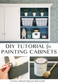 type of paint for cabinets painting cabinets with one step chalk type paint sincerely sara d