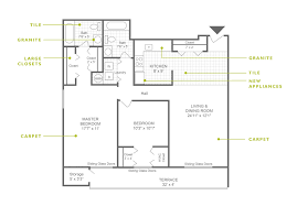 Banquet Hall Floor Plan by King Of Prussia Apartments For Rent 1 2 U0026 3 Bedroom Luxury