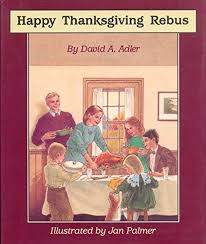 happy thanksgiving rebus viking kestrel picture books david a