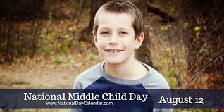 Middle Child Meme - national middle child day august 12 national day calendar