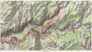 Rubicon Trail Map Mojave Dual Sport