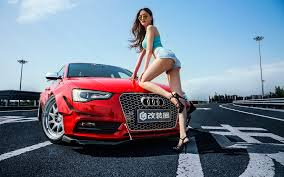 audi ah the in the shorts on the bonnet of the audi a5 image a5
