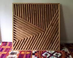 wood wall geometric wall geometric wood modern